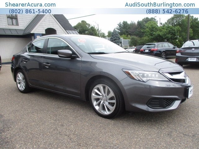 Acura ILX WAcuraWatch Plus In South Burlington VT South - 2018 acura rl for sale